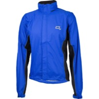 O2 Primary Rain Jacket with Hood - Royal Blue