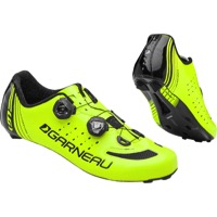 Louis Garneau Course Air Lite Men's Cycling Shoe - Bright Yellow/Black