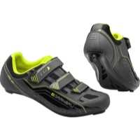 Louis Garneau Chrome Men's Cycling Shoe - Gray/Bright Yellow