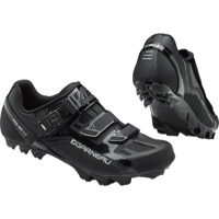 Louis Garneau Slate Men's MTB Shoe - Black