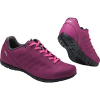 Louis Garneau Opal Women's Cycling Shoe - Magenta Purple