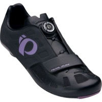 Pearl Izumi Women's Elite Road IV Cycling Shoe - Black/Purple
