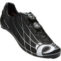 Pearl Izumi P.R.O. Leader III Cycling Shoe - Black/White