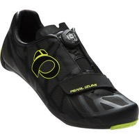 Pearl Izumi Race Road IV Men's Cycling Shoe - Black/Lime Punch