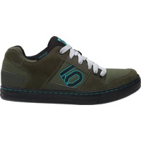 Five Ten Freerider Flat Shoe - Earth Green