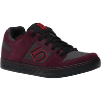 Five Ten Freerider Flat Shoe - Maroon/Solid Gray