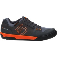 Five Ten Freerider Contact Flat Shoe - Dark Gray/Orange
