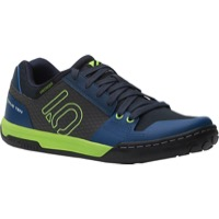 Five Ten Freerider Contact Flat Shoe - Solar Green/Night Shade