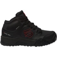 Five Ten Impact High Flat Shoe - Black/Red