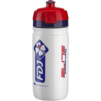Elite Team Corsa FDJ Water Bottle  - White