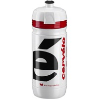 Elite Team Cervelo Water Bottle  - White