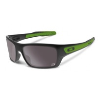 Oakley Turbine Sunglasses Tour de France Edition - Matte Dark Gray/Prizm Daily Polarized