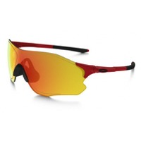 Oakley EVZero Path Sunglasses - Infrared/Fire Iridium