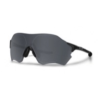 Oakley EVZero Range Sunglasses - Polished Black/Black Iridium