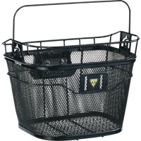 Topeak Front Basket with Fixer 3 QuickClick Mount