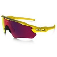 Oakley Radar EV Path Tour de France Sunglasses - Team Yellow/Prizm Road