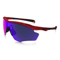 Oakley M2 Frame XL Sunglasses - Redline/Positive Red Iridium