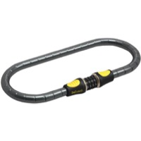 "On Guard Rottweiler Armored Combo Cable Lock - 31.5"" x 20mm"