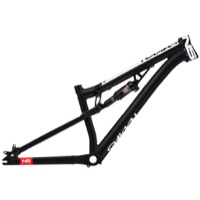 "NS Bikes Soda Slope 26"" Frame 2016 - Black"