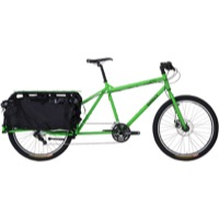 Surly Big Dummy Complete Bike - Soil Ant Green - 10 Speed