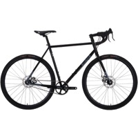 All-City Nature Boy Disc Complete Bike 2016 - Black/Dark Gray Tips