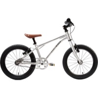 "Early Rider Belter 16"" Complete Bike - Silver"