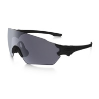 Oakley Tombstone Spoil Industrial Sunglasses - Matte Black/Gray