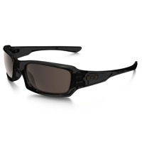 Oakley Fives Squared Sunglasses - Gray Smoke/Warm Gray Lens