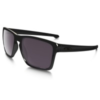 Oakley Sliver XL Polarized Sunglasses - Polished Black/Prizm Daily Polarized