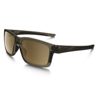 Oakley Mainlink Polarized Sunglasses - Matte Sepia/Tungsten Iridium Polarized Lens