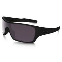 Oakley Turbine Rotor Prizm Polarized Sunglasses - Matte Black/Prizm Daily Polarized Lens