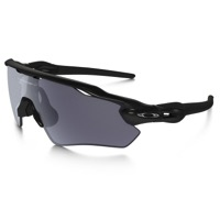 Oakley Radar EV Path Sunglasses - Polished Black/Gray Lens