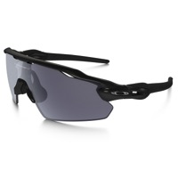 Oakley Radar EV Pitch Sunglasses - Polished Black/Gray