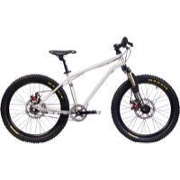 "Early Rider Belter Trail 3S 20"" Complete Bike - Silver"