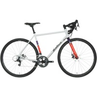 Salsa Colossal Apex Complete Bike 2016 - White