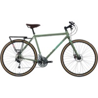 Salsa Marrakesh Flat Bar Complete Bike 2017 - Grey/Green
