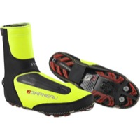 Louis Garneau Thermax Shoe Covers - Bright Yellow