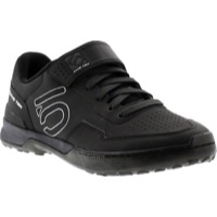 Five Ten Kestrel Lace Clipless Shoes - Black Carbon