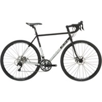 All-City Spacehorse Disc Complete Bike - Black/Silver