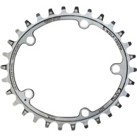 Wolf Tooth CAMO PowerTrac Elliptical Chainrings - Stainless Steel