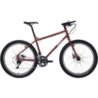 Surly Troll Complete Bike - Get Gone Maroon