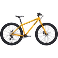 "Surly Karate Monkey 27.5""+ Complete Bike - ""Rhymes With"" Orange"