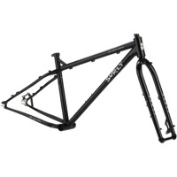 Surly Ice Cream Truck Frameset - Black