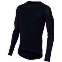 Pearl Izumi Transfer Long Sleeve Base Layer Top - Black