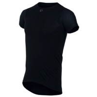 Pearl Izumi Transfer Short Sleeve Base Layer Top - Black