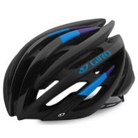 Giro Aeon Helmet 2017 - Matte Black/Blue/Purple