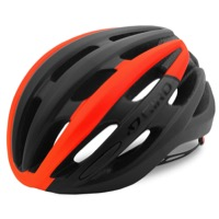 Giro Foray Helmet 2017 - Matte Black/Vermillion
