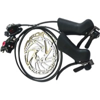Gevenalle CXH2 10sp Shift/Brake Levers - Hydraulic Disc
