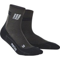 CEP Dynamic+ Merino Cycle Short Women's Socks