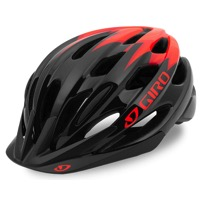 Giro Raze Youth Helmet 2017 - Black/Vermillion Zap